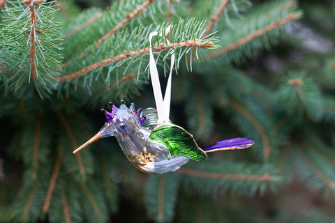 Fanciful Bird Ornament