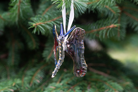 Butterfly Ornament - Multi