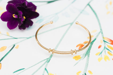 Royal Golden Bangle