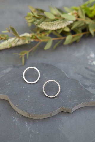 Ring of Light Earrings