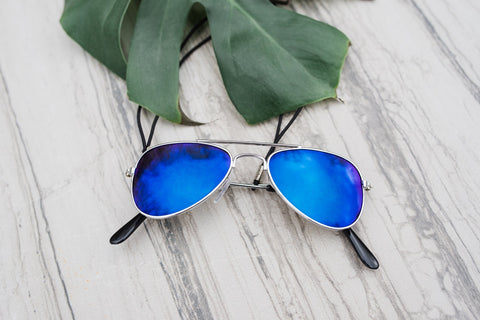 Mini Aviator Glasses