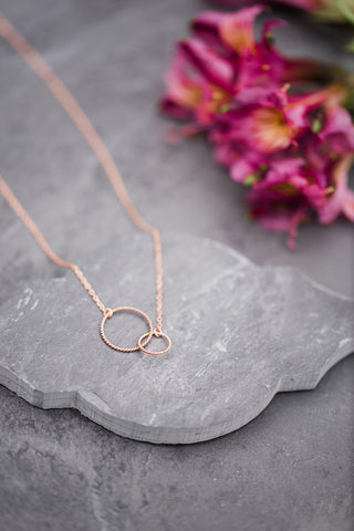 Copper Eternal Necklace