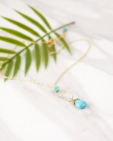 Coastal Breeze Necklace