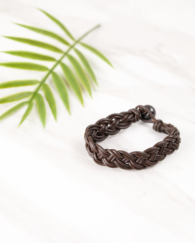 Braided Beauty Bracelet