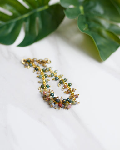 Cascading Forest Bracelet for Women - Jewelry - WAR Chest Boutique
