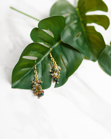 Cascading Forest Earrings for Women - Jewelry - WAR Chest Boutique