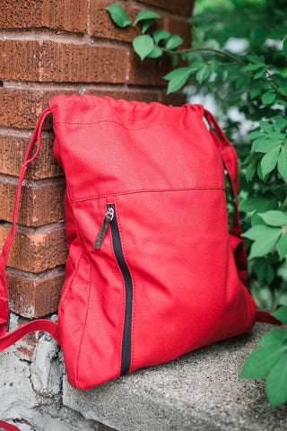 Red Sport Bag for Men and Women - Accessories - WAR Chest Boutique 7e751d13f3ad3