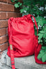 Red Sport Bag for Men and Women - Accessories - WAR Chest Boutique