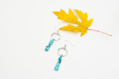 River Drop Earrings for Women - Jewelry - WAR Chest Boutique