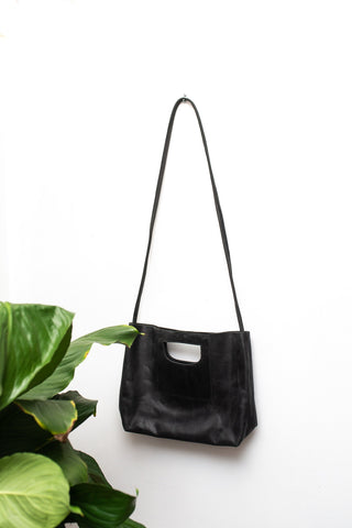 ABLE Black Hana Handbag
