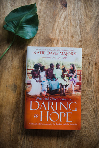 Daring to Hope - Books - WAR Chest Boutique