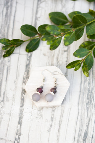 Nature's Element Drop Earrings for Women - Jewelry - WAR Chest Boutique