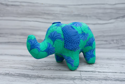 Baby Elephant Stuffed Animal - Children's Collection - WAR Chest Boutique