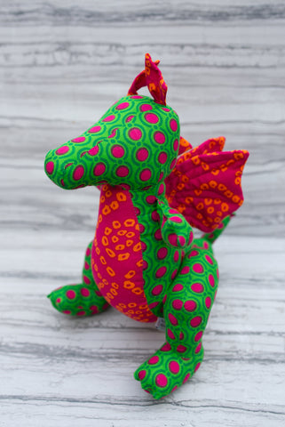 Dragon Kutti Stuffed Animal - Children's Collection - WAR Chest Boutique