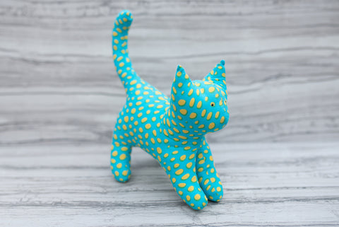 Kitten Stuffed Animal - Childrens' Collection - WAR Chest Boutique