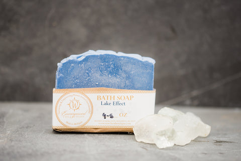 Lake Effect Soap Bar - Spa Collection - WAR Chest Boutique