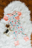 Garden Cactus Romper size 0-6 month - Children's Collection - WAR Chest Boutique