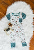 Forest Friends Romper for Children - Clothing - WAR Chest Boutique
