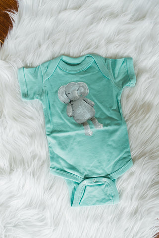 Little Elephant Onesie for Women - Clothing - WAR Chest Boutique
