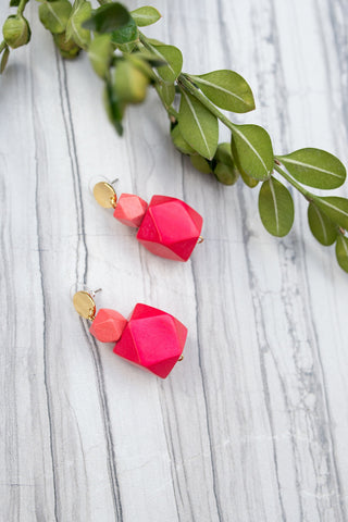 Berry Pop Earrings for Women - Jewelry - WAR Chest Boutique