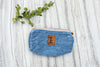 Denim Sunday Pouch for Women - Purses & Bags - WAR Chest Boutique
