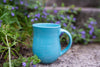 Robin's Egg Blue Mug - Kitchen Collection - WAR Chest Boutique