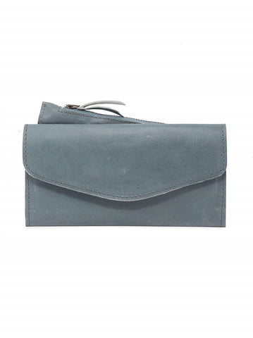 Denium Blue Hailu Wallet for Women - Accessories - WAR Chest Boutique