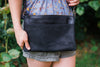 Black Martha Crossbody
