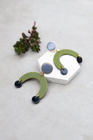 Avo Arch Earrings for Women - Accessories - WAR Chest Boutique