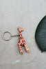 Giraffe Keycahin for Children - Accessories - WAR Chest Boutique