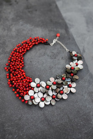 Upstream Spring Necklace