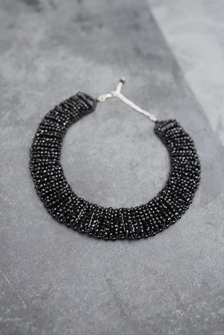 Midnight Halo Necklace
