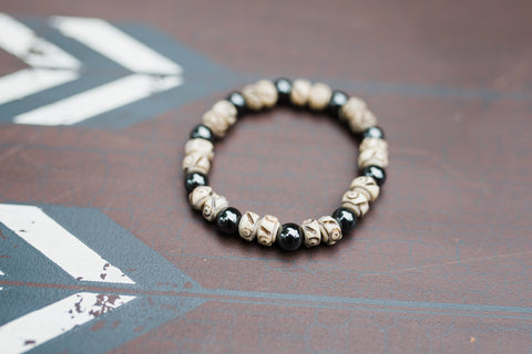 Tribal Stretch Bracelet