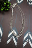 Silver Madeline Necklace