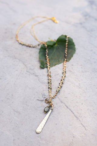 Gold Natalie Necklace