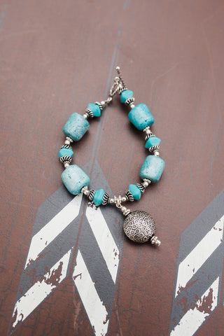 Teal Dream Bracelet