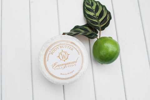 Coconut Citrus Body Butter