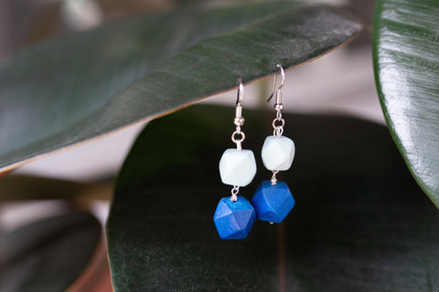 Blueberry Pop Earrings