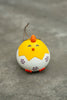 Chick Gourd Ornament