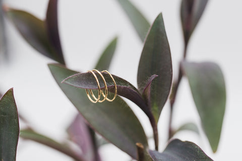 Unity Knuckle Rings - Gold