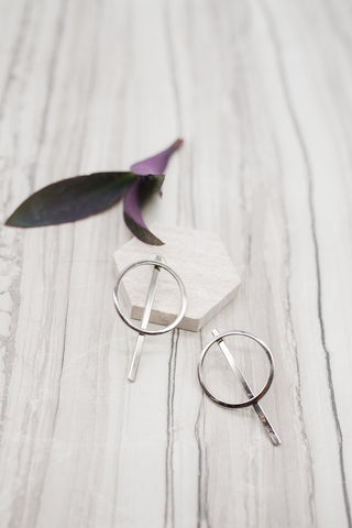 Unison Earrings - Silver