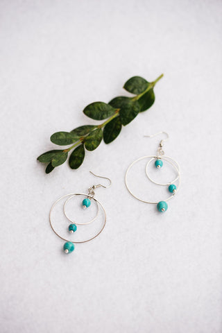 3 Seas Earrings