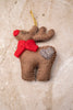 Felt Reindeer Ornament