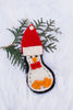 Felt Penguin Ornament
