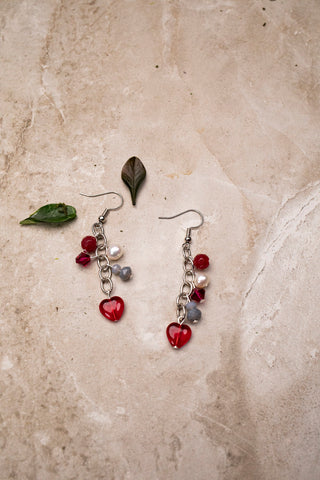 Falling in Love Earrings
