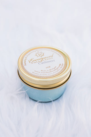 Cashmere Candle 4oz.