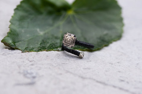 Metal Wrap Ring