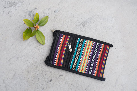 Tribal Print Phone Bag Small