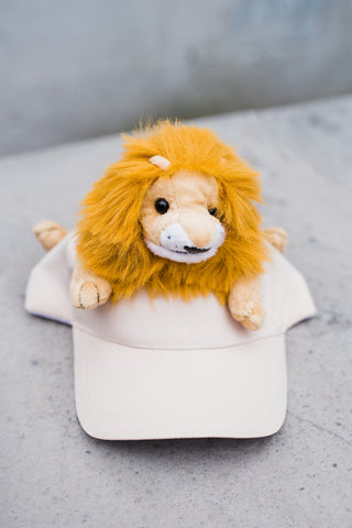 Childrens Lion Cap