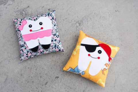 ToothFairy Pillow - Assorted
